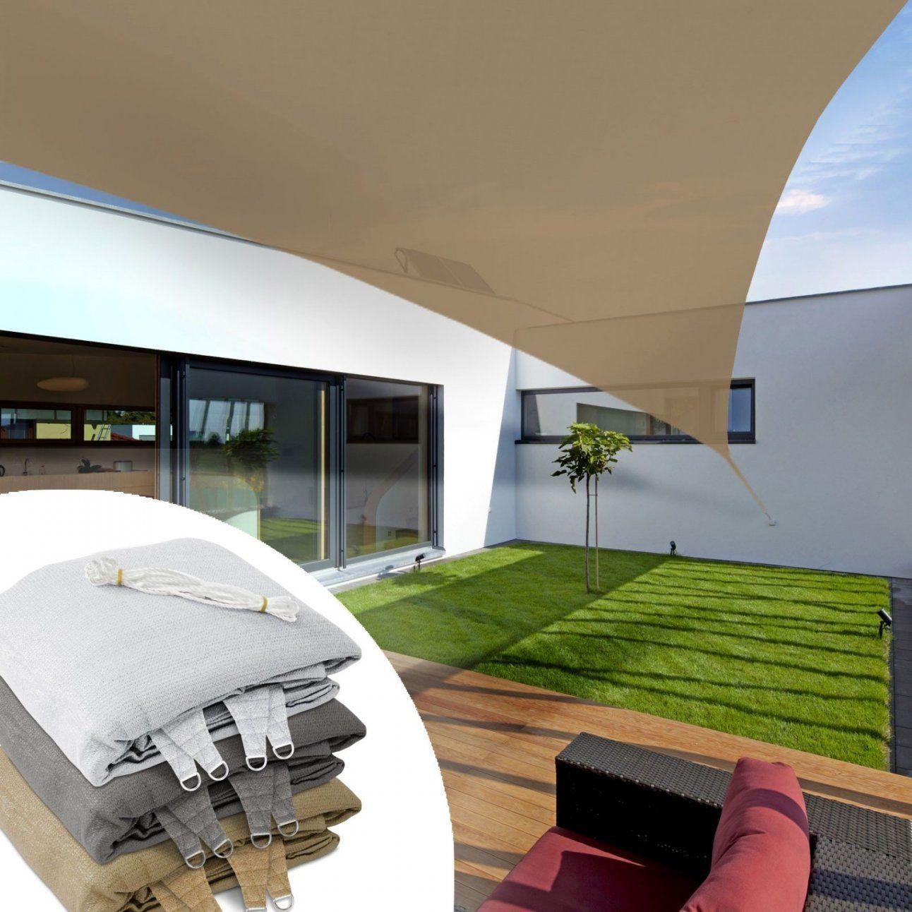 Beliebt Ehrfurchtige Sonnenschutz Terrasse Seitlich Zum Balkon Von