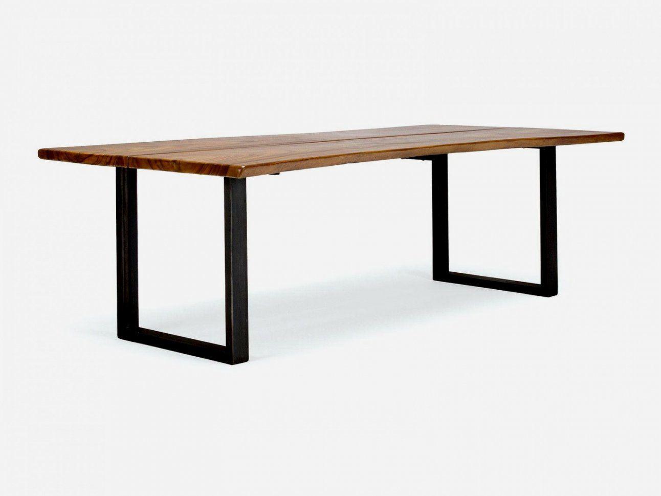 Beliebt Nett Esstisch Metall Holz Holzplatte 3 Ausziehbar Forafrica von Tisch Mit Metallgestell Und Holzplatte Photo