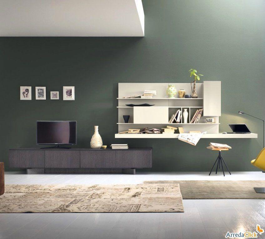 Bemerkenswert Schrankwand Mit Integriertem Schreibtisch Herrlich von Wohnwand Mit Integriertem Bett Photo