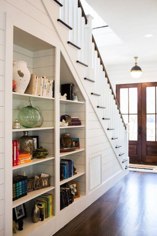 Benutzerdefinierte Treppen  Ansprechend Charmant Inspiration Regale von Regal Unter Der Treppe Photo