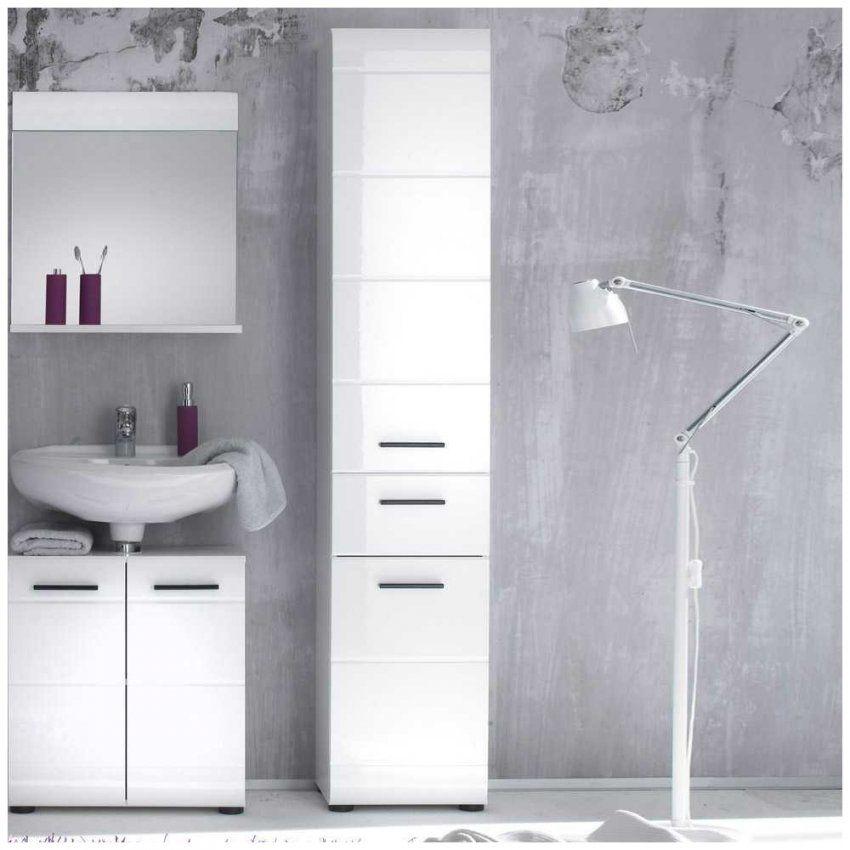 Beste Badezimmer Hochschrank Weiß Hochglanz Fotos Von Badezimmer von Bad Hochschrank Hochglanz Weiß Photo