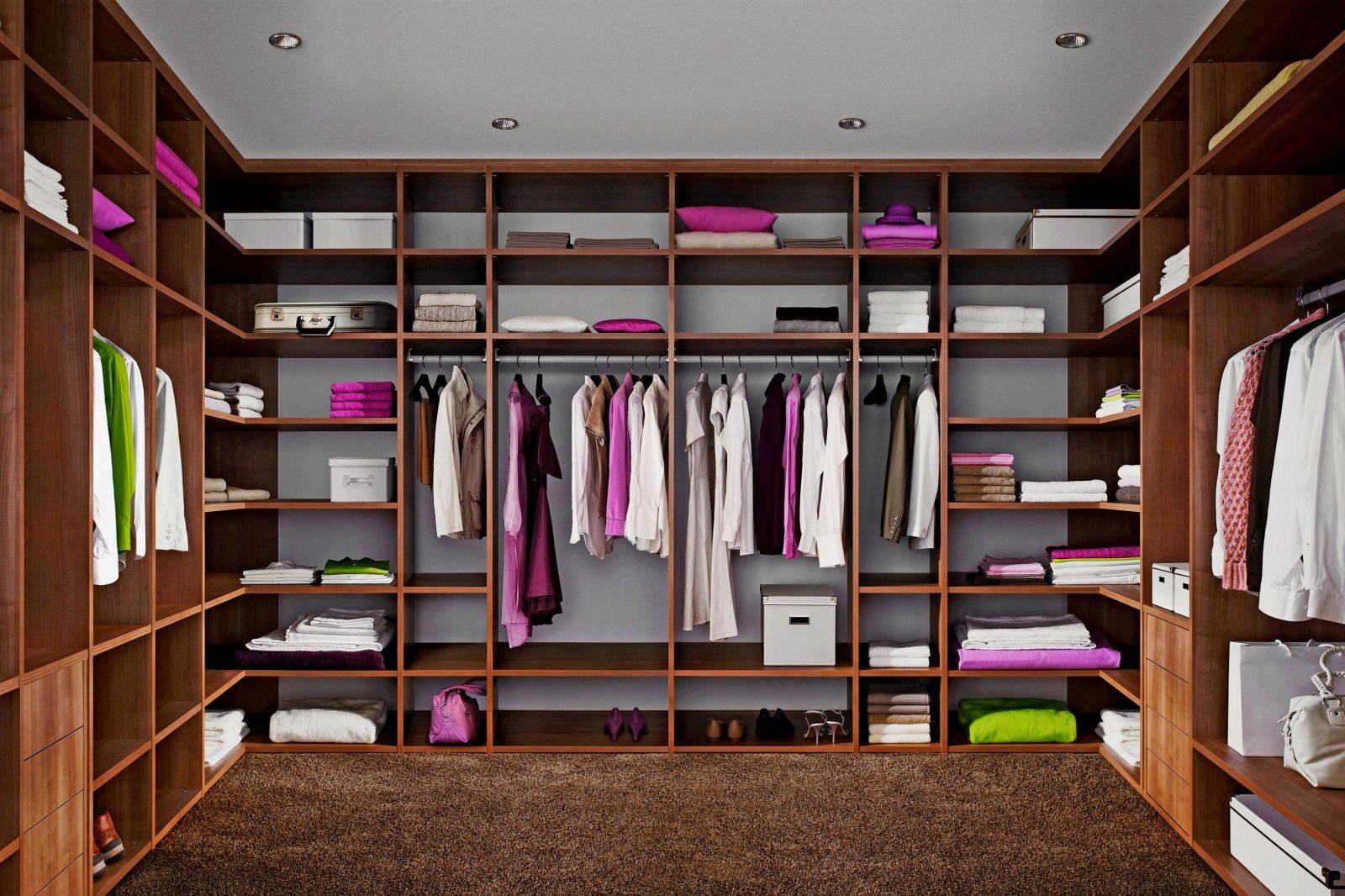 Beste Begehbaren Kleiderschrank Selber Bauen Für Kleiderschrank von Begehbarer Schrank Selber Bauen Bild
