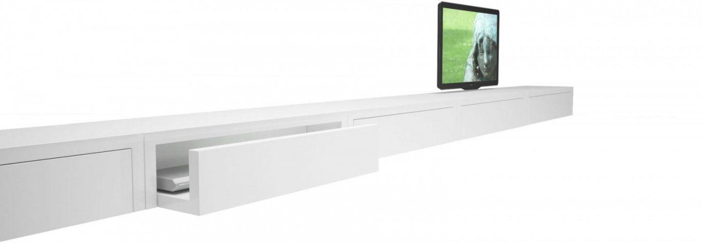 Beste Tv Lowboard Weiß Hochglanz Hängend Weis Hangend Architektur von Tv Board Weiß Hochglanz Hängend Bild