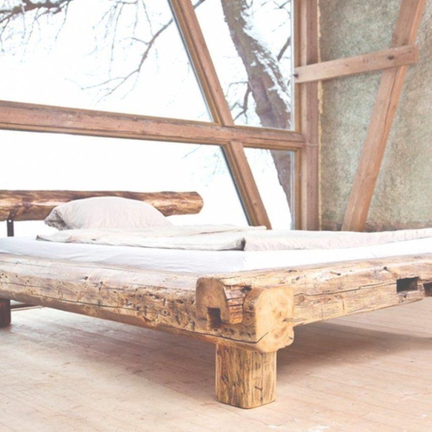 Bett Aus Alten Holzbalken Bauen – Andreysharov von Bett Aus Alten Holzbalken Bild