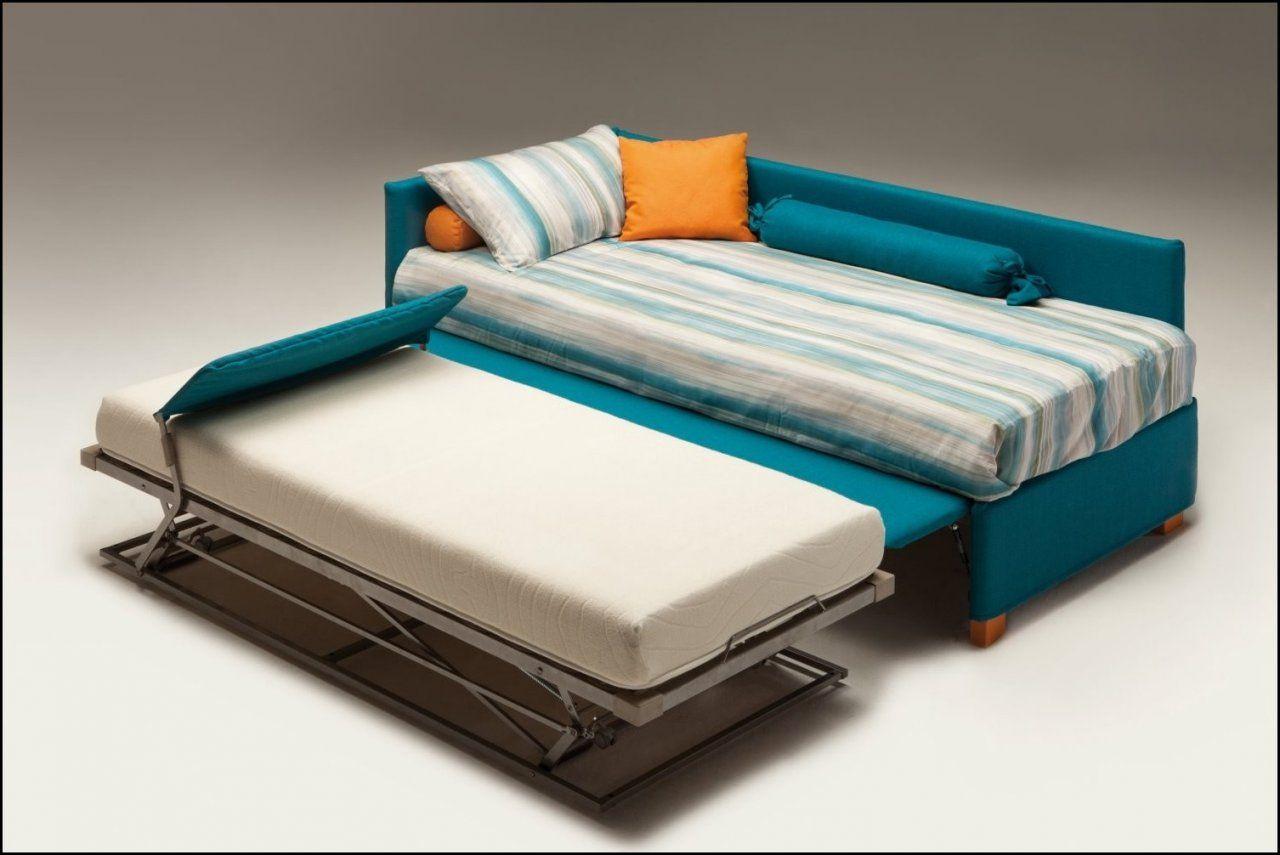 Bett Ausziehbar Gleiche Höhe von Ausziehbares Bett Gleiche Höhe Bild