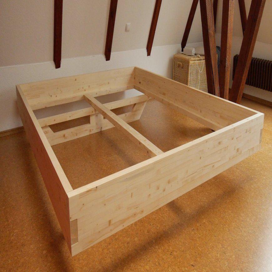 Bett Bauen Anleitung For Home – Yournameherefrankenmuth von Massivholz Bett Selber Bauen Bild