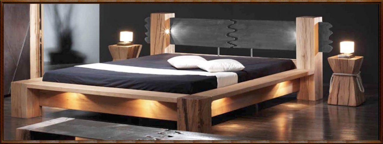 Bett Bauen Holz von Bett Aus Holz Selber Bauen Bild