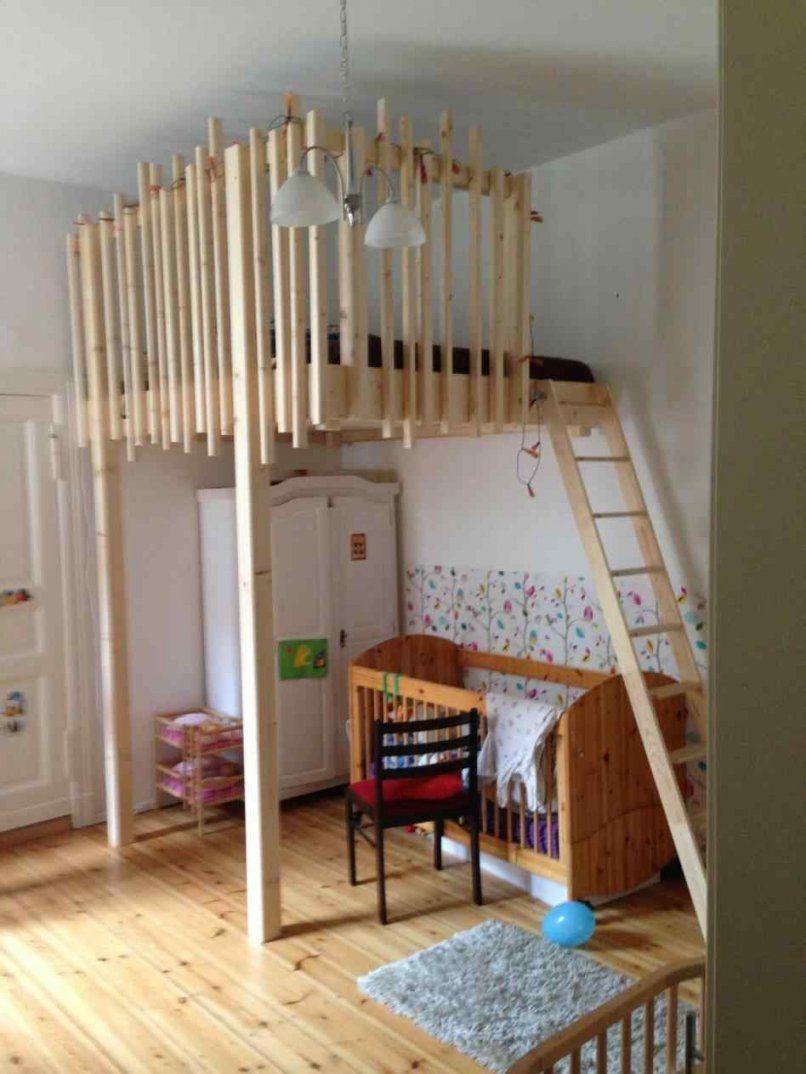 Bett  Selber Bauen Hornbach Mit Doppel Hochbett Selber Bauen Regal von Hochbett Mit Regal Treppe Bild