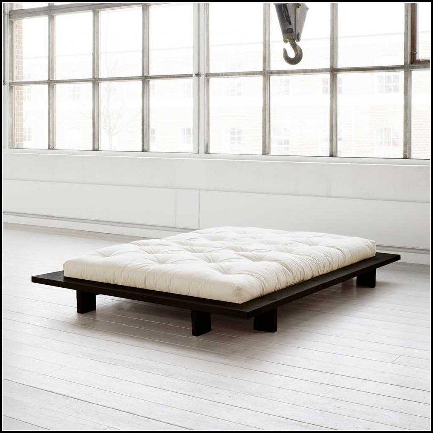 Bett Weiß 180X200 Ohne Kopfteil  Betten  House Und Dekor Galerie von Bett Weiß Ohne Kopfteil Photo