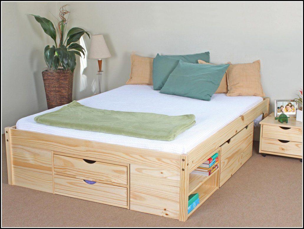 Betten Mit Stauraum Sourcecrave Für Bett Mit Aufbewahrung 140×200 von Bett Mit Aufbewahrung 140X200 Photo