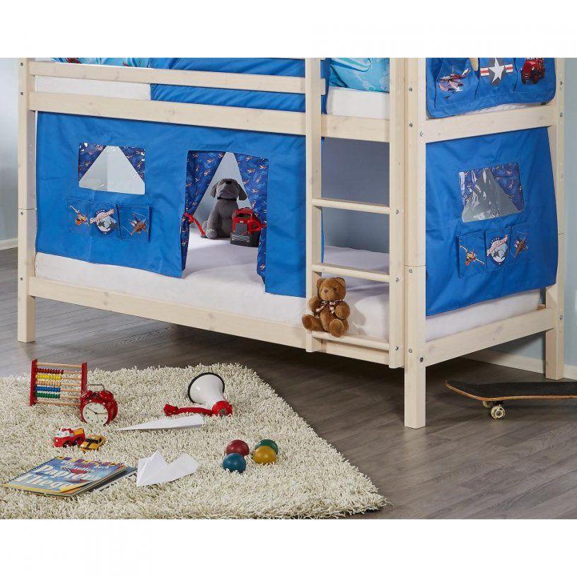 Bettvorhang Planes  Dänisches Bettenlager von Vorhang Hochbett Dänisches Bettenlager Bild