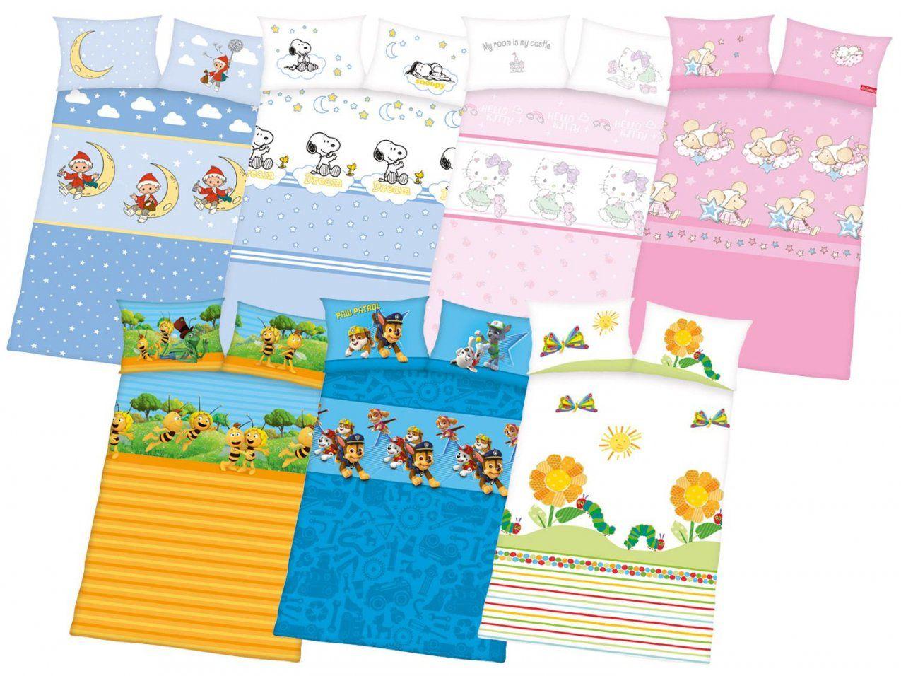 Bettwäsche Biene Maja  Haus Ideen von Biene Maja Bettwäsche 100X135 Photo