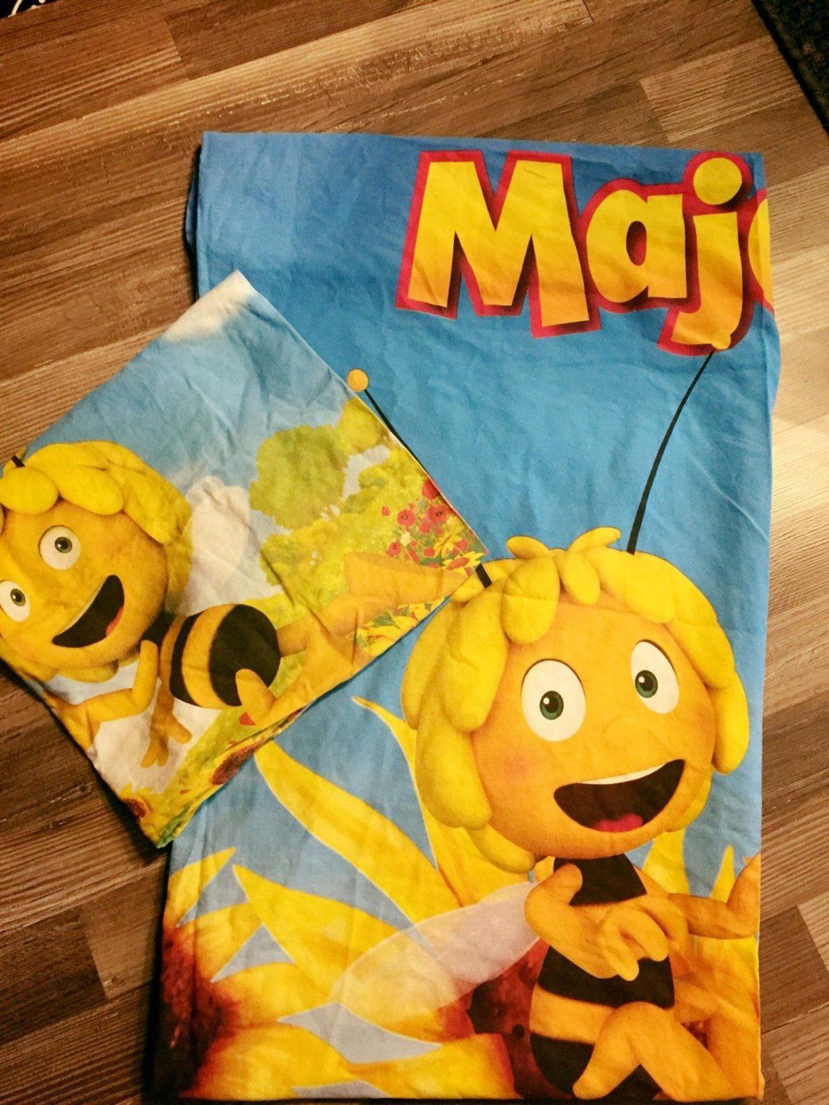 Biene Maja Bettwäsche 100×135 40×60  Webmarkt von Biene Maja Bettwäsche 100X135 Photo