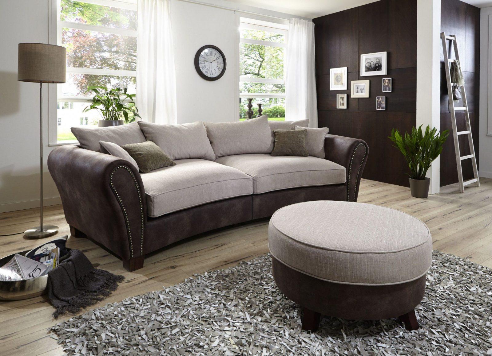 Big Sofa Hudson Möbel Wohnzimmer Sofas & Couches von Big Sofa Auf Raten Bild