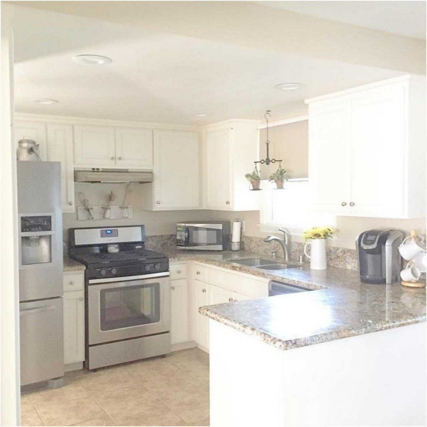 Bild Kleine Küche U Form Granite Backsplash  Lapazca von Kleine Küche In U Form Bild