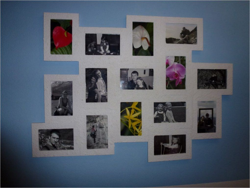fotocollage selber machen ideen mit fotow nde und fotocollagen ideen von collage selber machen. Black Bedroom Furniture Sets. Home Design Ideas