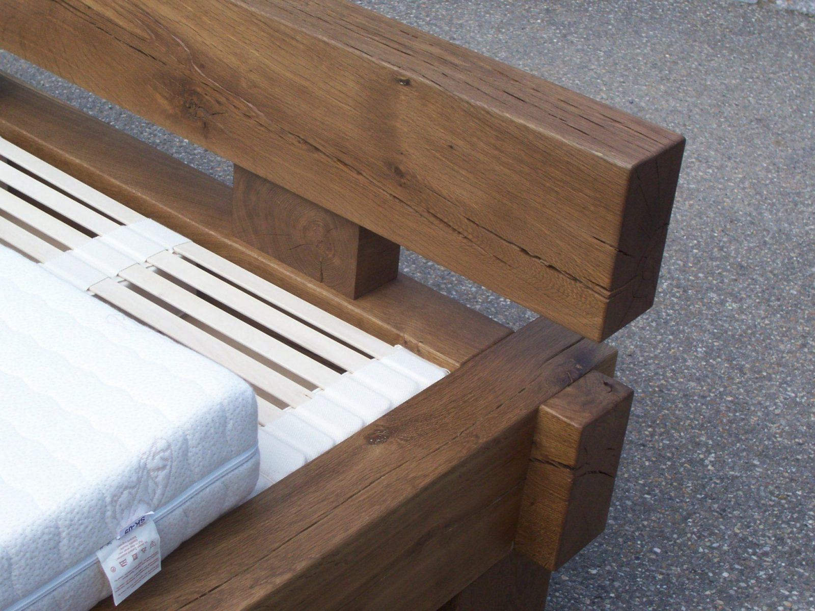 Blox Bett Bauhaus Mit Massivholz Bett Selber Bauen Anleitung Lo31 von Massivholz Bett Selber Bauen Bild