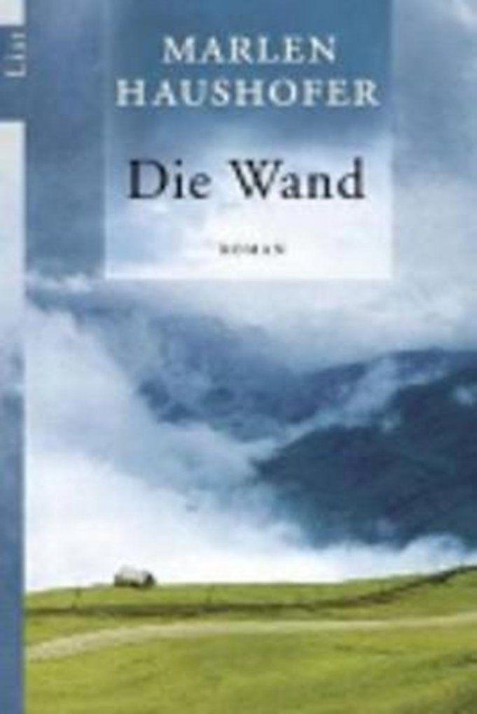 Bol  Die Wand Marlen Haushofer  9783548605715  Boeken von Fotos An Die Wand Bild