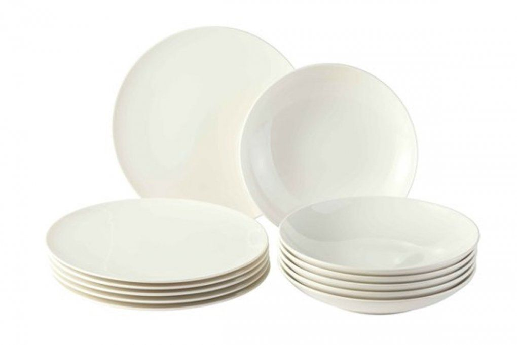 Bol  Villeroy & Boch Vivo New Fresh Basic Serviesset  12 Delig von Villeroy & Boch Royal Basic Set 30 Tlg Photo