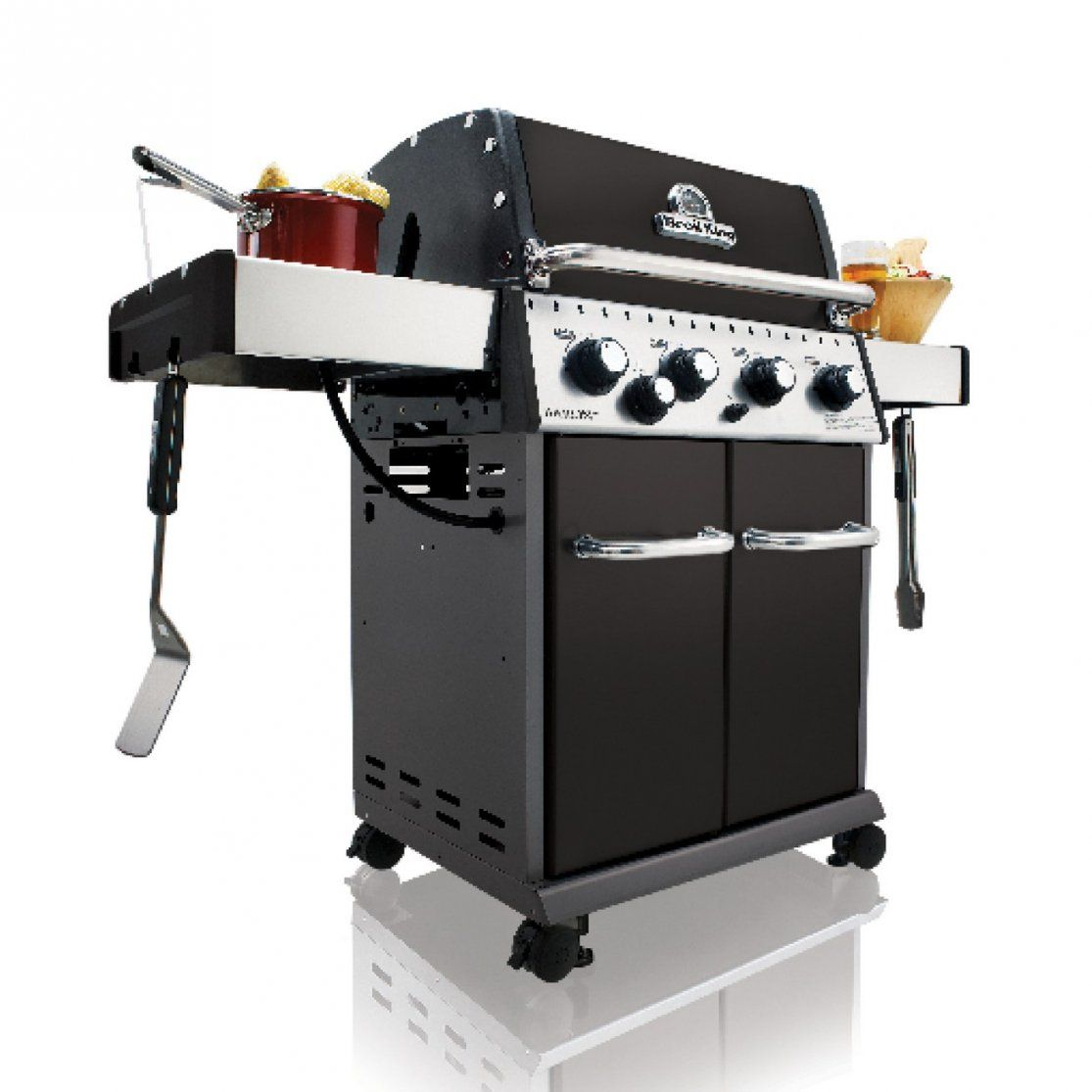 Broil King Baron 440  Gas Barbecue  Barbecueland von Broil King Baron 440 Test Photo