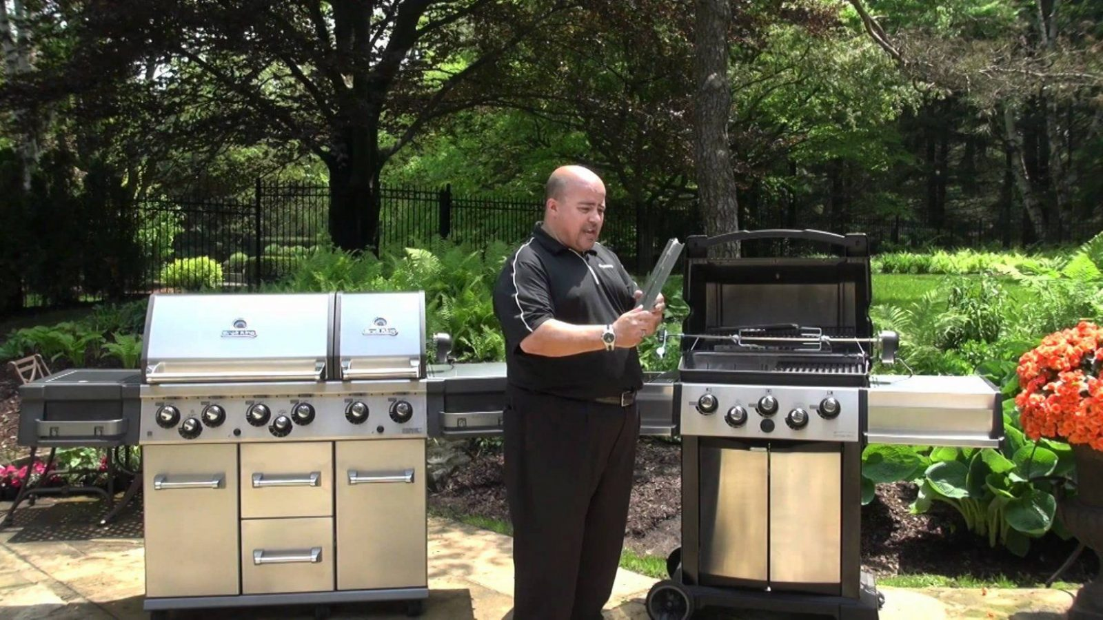 Broil King®  Key Features To Look For In A Gas Grill  Youtube von Broil King Baron 440 Test Photo