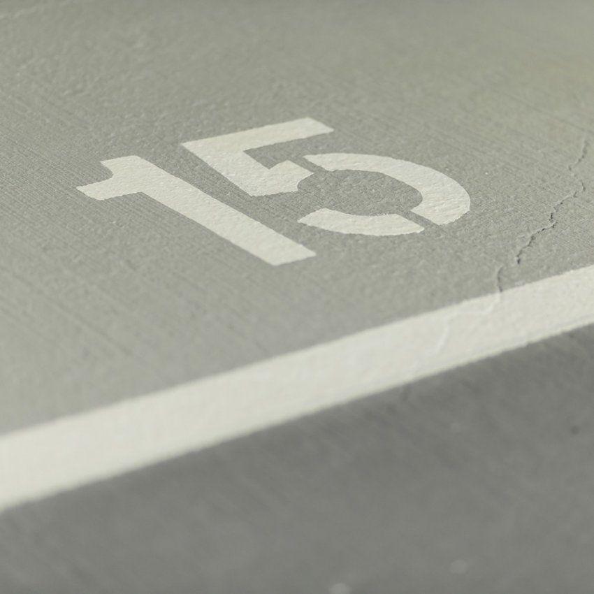 Buchstabenschablonen  Bodenmarkierung  Watco von Buchstaben Schablonen Für Die Wand Photo