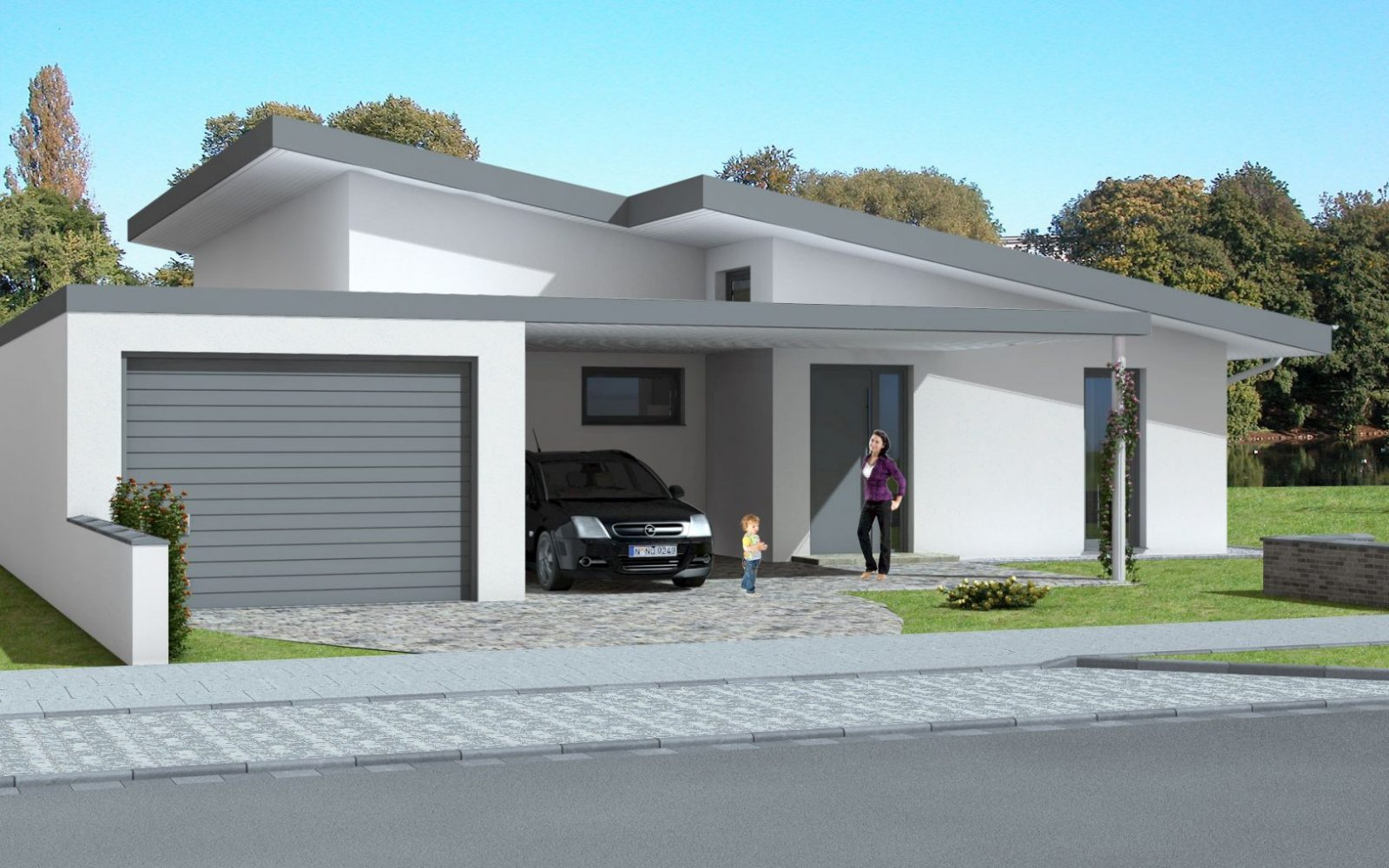 bungalow selber bauen kosten haus design ideen. Black Bedroom Furniture Sets. Home Design Ideas