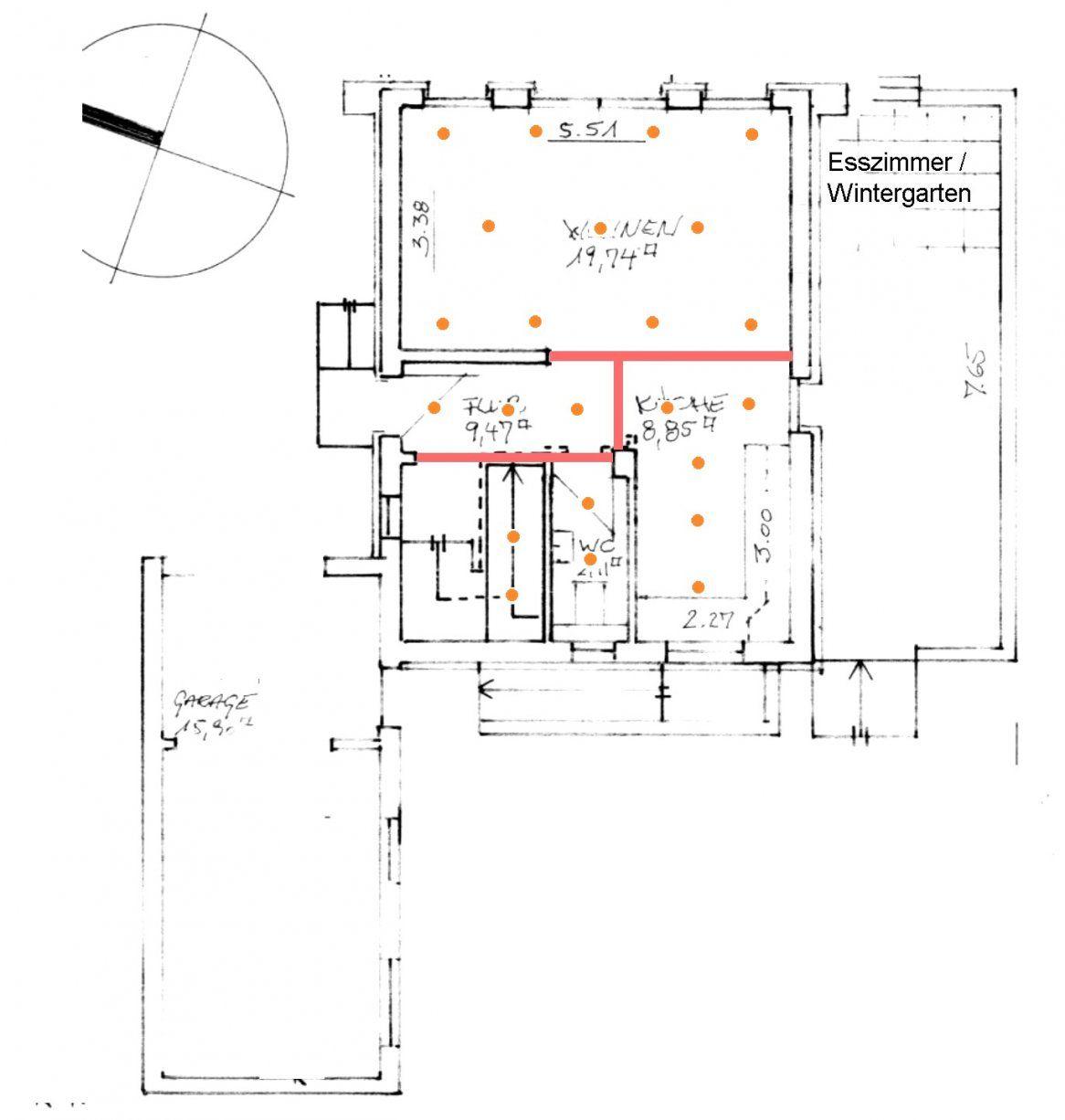 Charmant Abstand Spots Decke Faszinierende Auf Wohnzimmer Ideen Plus von Abstand Led Spots Decke Photo