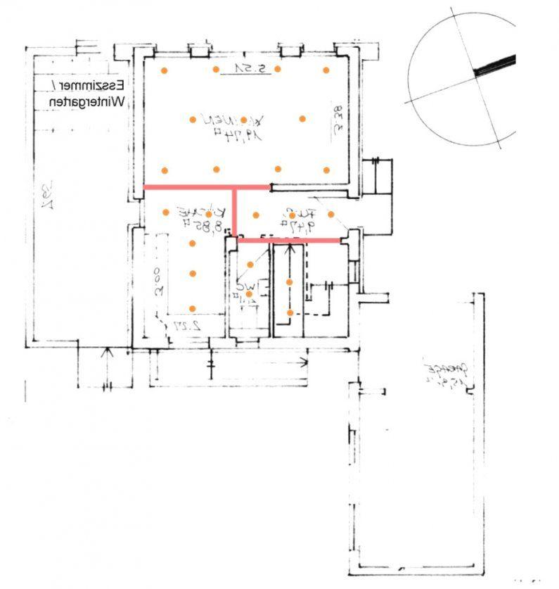 Classy Idea Abstand Led Spots Hausgartenleben Ch Bauen Wohnen Garten von Abstand Led Spots Decke Bild