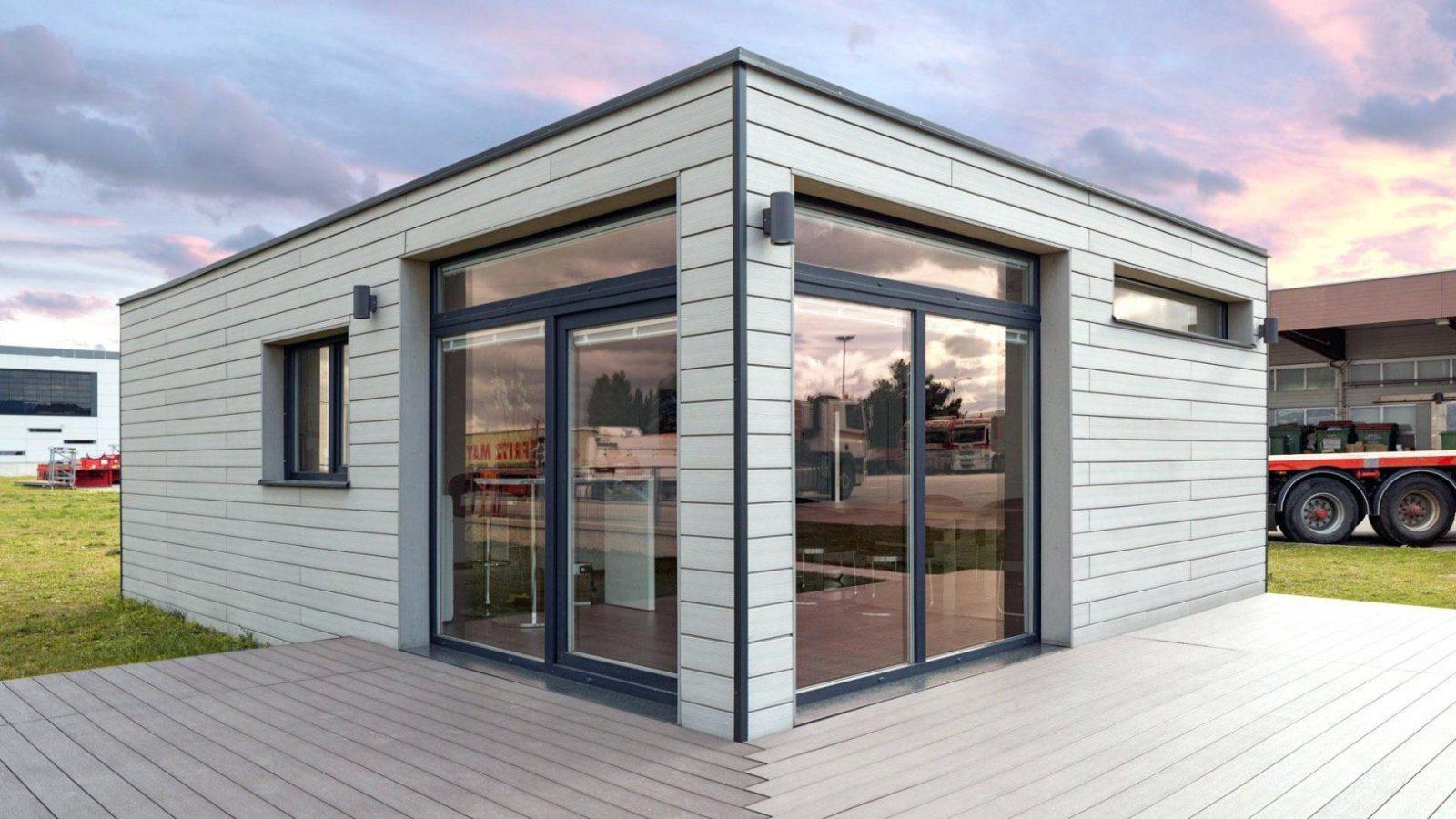 Container Wohnhaus Haus Selber Bauen Inspirational Wie Hier Bei von Haus Selber Bauen Kosten Bild