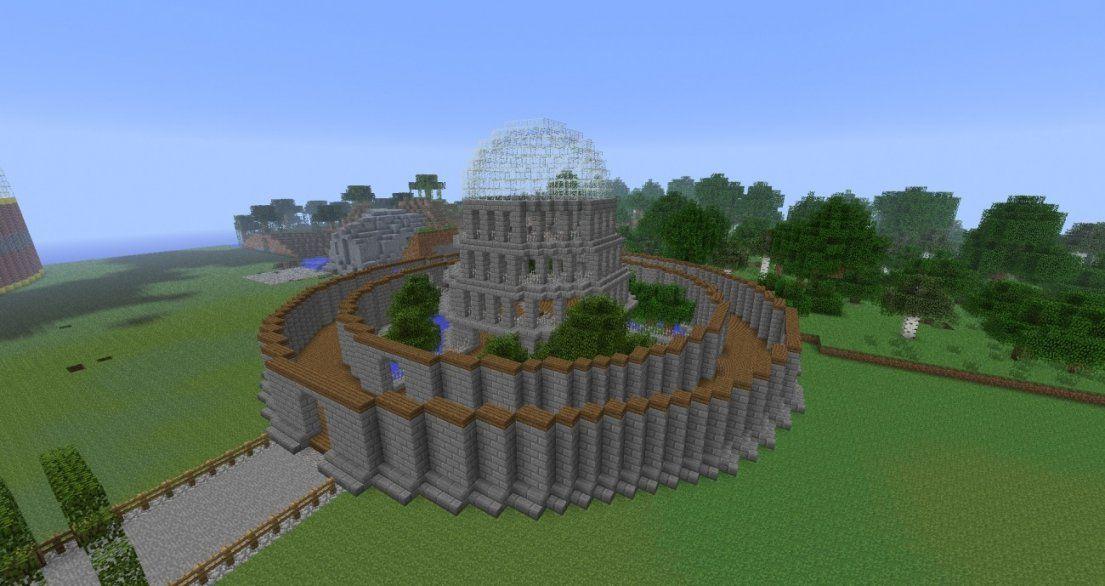 Coole Minecraft Ideen Mit Spawn Für Server In Minecraft Bauen von Minecraft Bauideen Zum Nachbauen Photo
