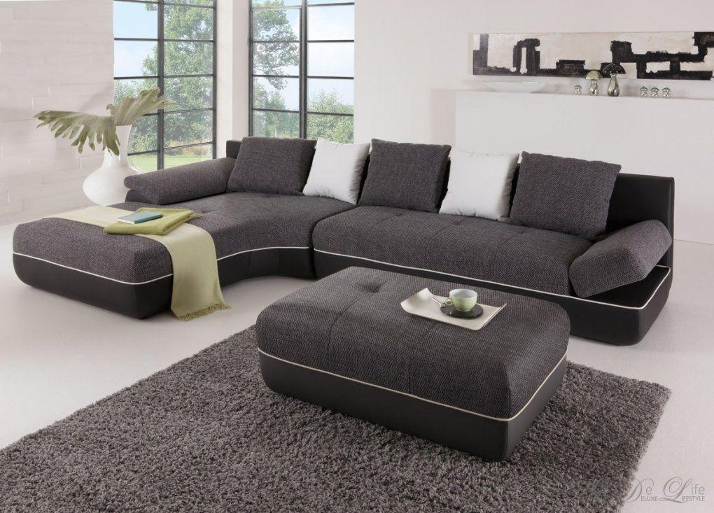 Couch Mit Ottomane von Ecksofa Mit Ottomane Links Bild