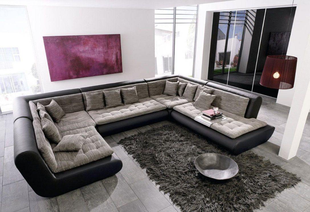 Couch U Form Xxl von Wohnlandschaft Xxl U Form Bild