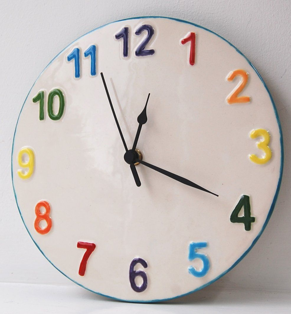 Country Love Crafts  Make Your Own Clocks von Make Your Own Clock Bild