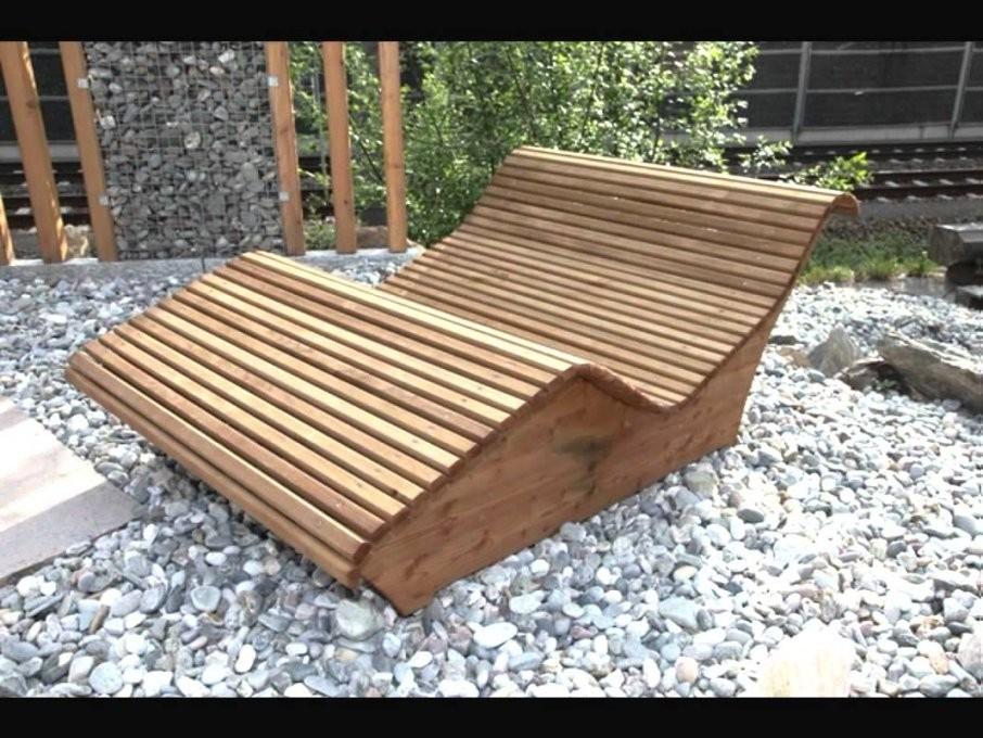 Das Beste Von 40 Gartenliege Selber Bauen Planen  Einzigartiger Garten von Sonnenliege Holz Selber Bauen Bild