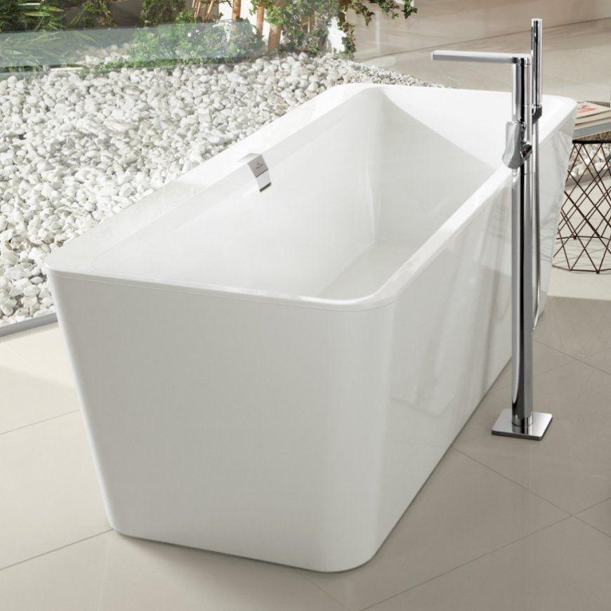 Das Genial Villeroy Und Boch Badewanne In Bezug Auf Inspirieren von Villeroy Und Boch Badewanne Freistehend Bild