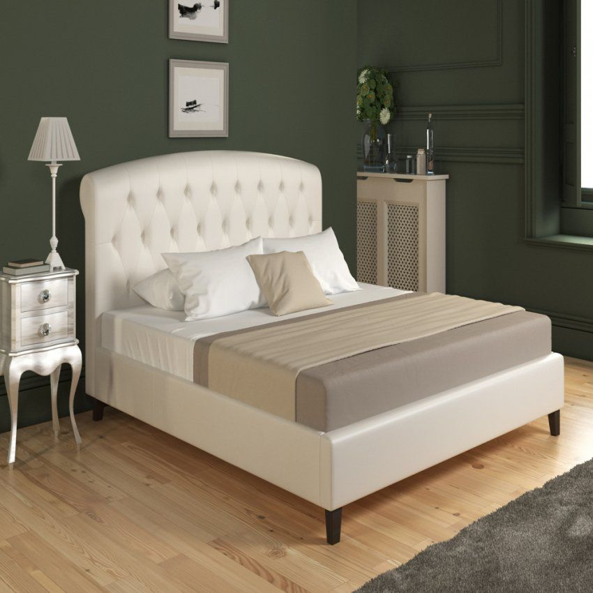 das stilvoll und sch n bett 140 200 g nstig kaufen. Black Bedroom Furniture Sets. Home Design Ideas