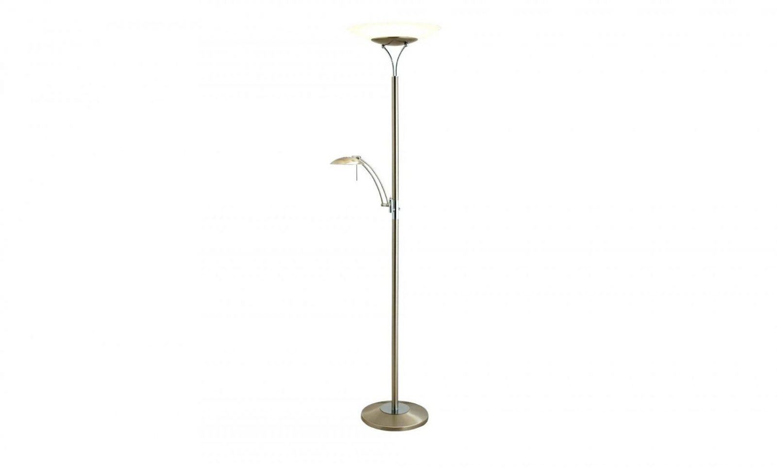 led stehlampe mit leselampe dimmbar simple nord briloner chrom aldi leseleuchte stehlampe. Black Bedroom Furniture Sets. Home Design Ideas