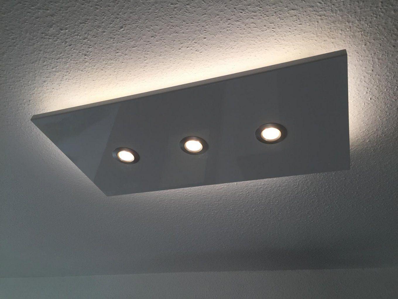 Deckenlampe Selber Bauen In Betrieb – Hausbau38 von Led Deckenlampe Selber Bauen Photo
