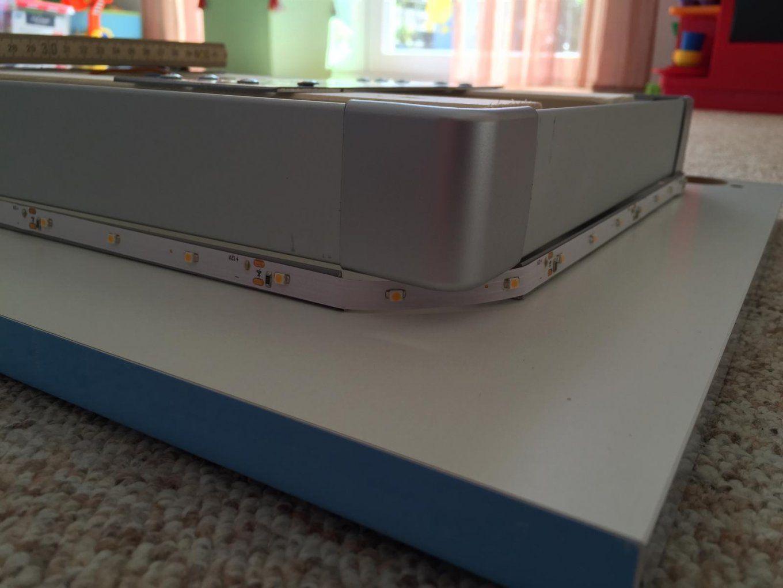 Deckenlampe Selber Bauen Led Strip – Hausbau38 von Led Deckenlampe Selber Bauen Bild