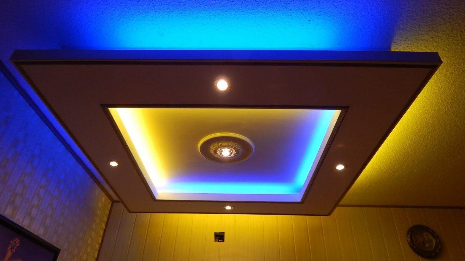 Deckenlampe Wohnzimmer Selber Bauen von Led Deckenlampe Selber Bauen Photo