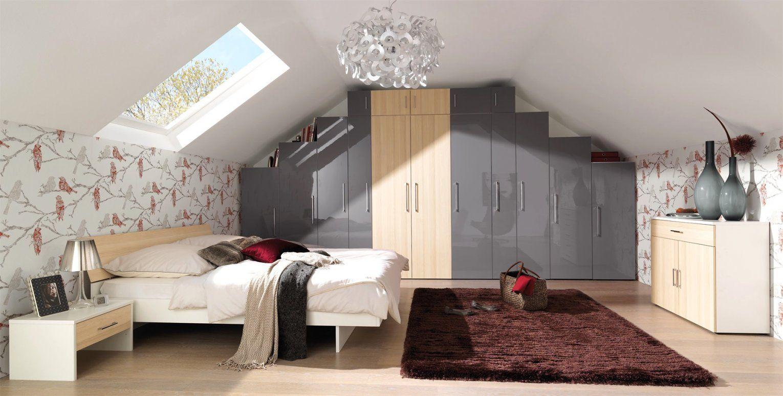 Deko Dekoration Schlafzimmer Dachschräge Struktur Gestalten Von von Einrichtungsideen Schlafzimmer Mit Dachschräge Bild