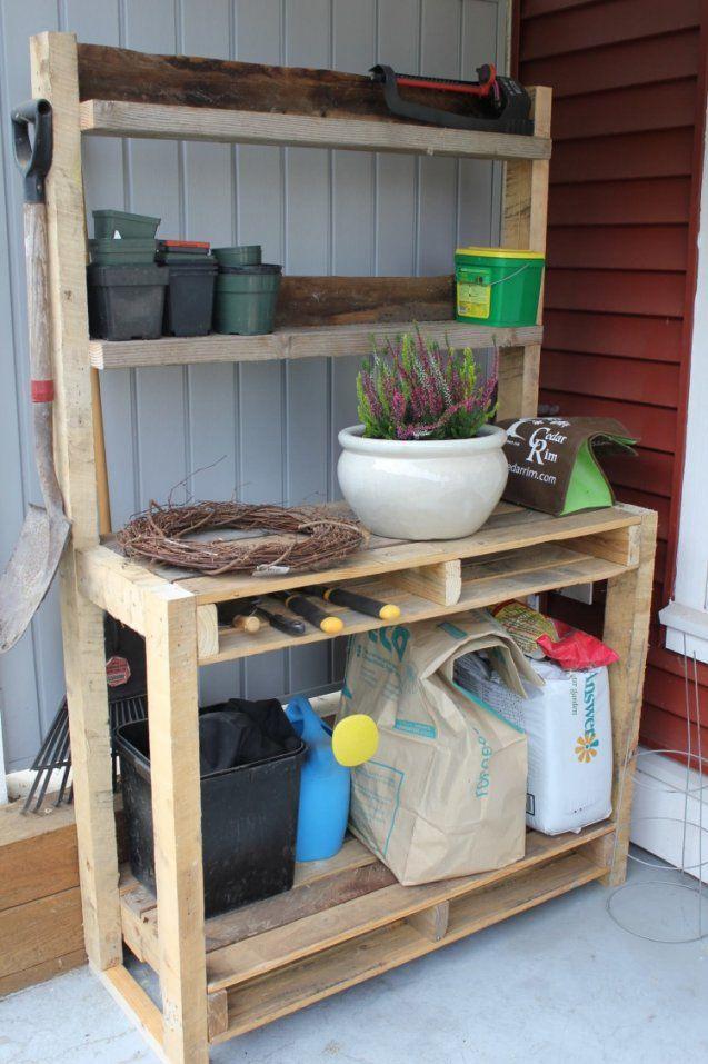 Deko Mit Europaletten Mit Ideen Für Kreative Verwendung Der Holz von Kreative Ideen Mit Europaletten Photo