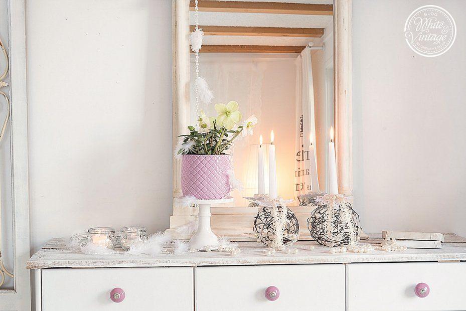 Deko Selber Machen Stilvolle Kerzenhalter Aus Draht  White And Vintage von Vintage Deko Selber Machen Photo