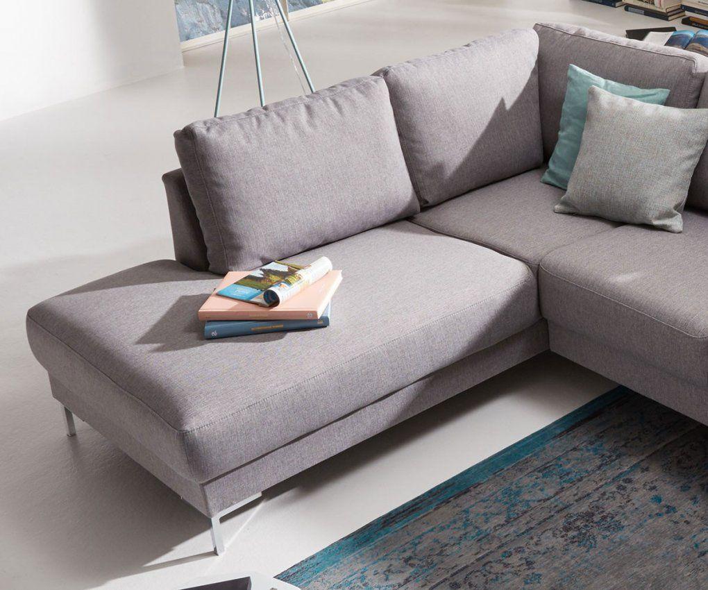 Designerwohnlandschaft Silas 300X200 Grau Ottomane Links Möbel von Ecksofa Mit Ottomane Links Bild
