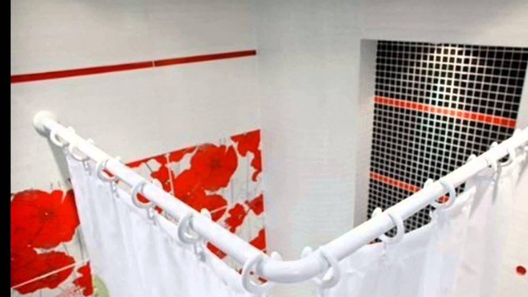 Die 10 Besten In Duschvorhangwinkelstangen  Top 10 Bestseller In von Duschstange Für Badewanne Ohne Bohren Photo