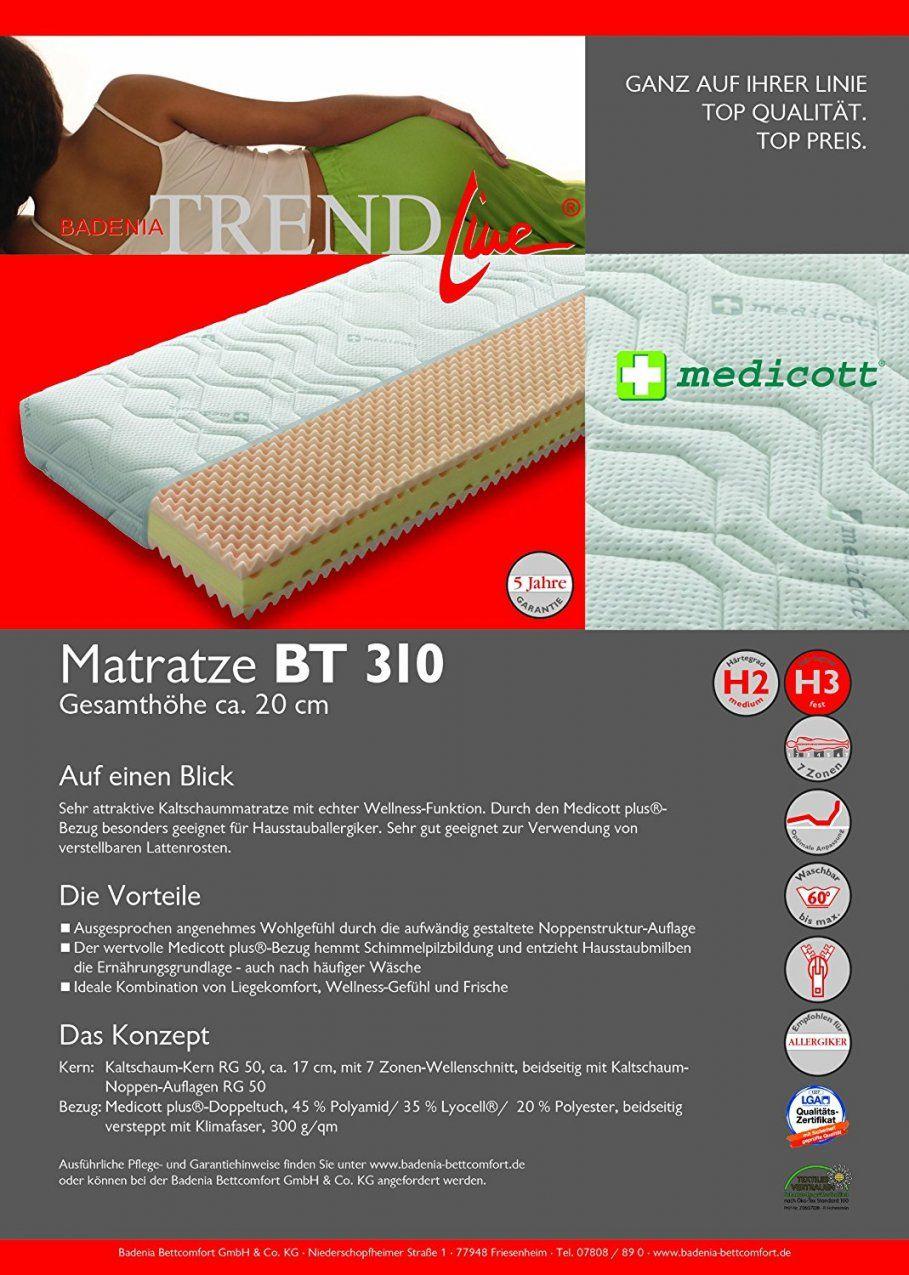 Die Badenia Trendline Bt 310  Test Zusammenfassung + Vergleich ++ von Badenia Trendline Bt 320 Test Photo