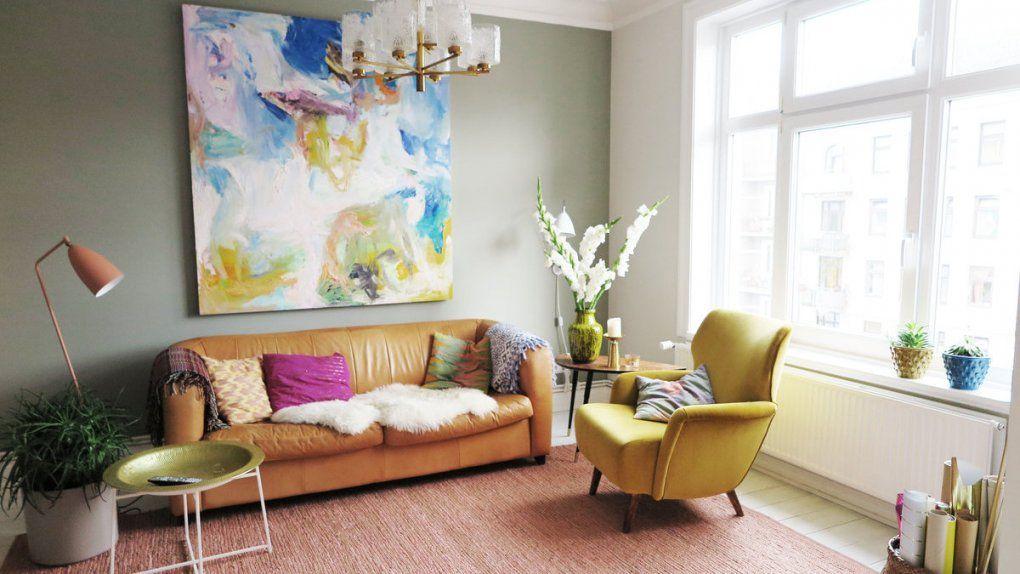 Die Schönsten Ideen Für Deine Wandfarbe von Wie Gestalte Ich Mein Wohnzimmer Gemütlich Bild