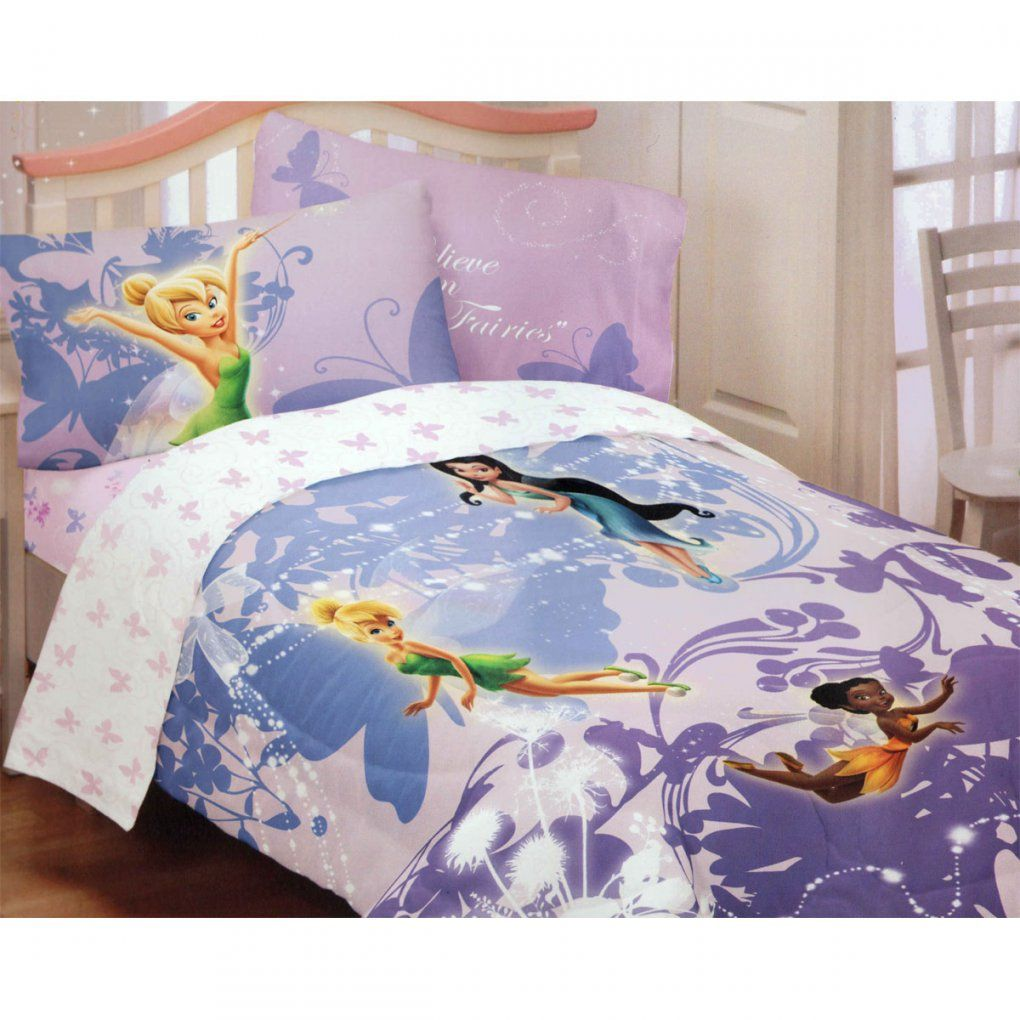 Disney Tinkerbell Room Toddler Bedroom Furniture Set Decor von Tinker Bell Bed Sets Photo
