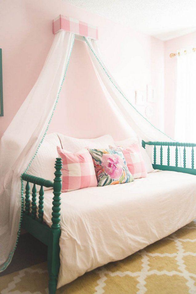 Diy Ideen Wie Sie Einen Baldachin Im Kinderzimmer Selber Machen von Baldachin Nähen Für Kinderzimmer Bild